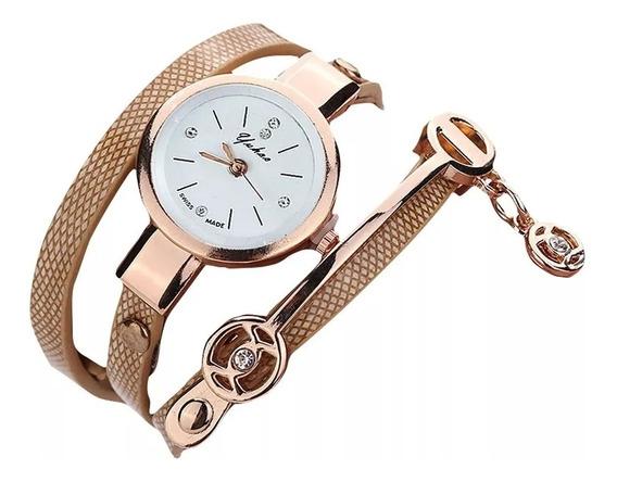 Relógio Feminino Bonito,barato, Pulseira,promoção