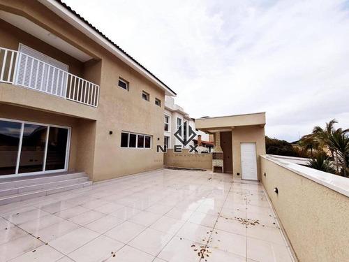 Imagem 1 de 30 de Casa Com 4 Dormitórios À Venda, 297 M² Por R$ 2.100.000 - Alphaville 06 - Santana De Parnaíba/sp - Ca0751