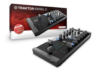 Traktor Kontrol Z1 Controlador Dj - Mixer Native Instruments