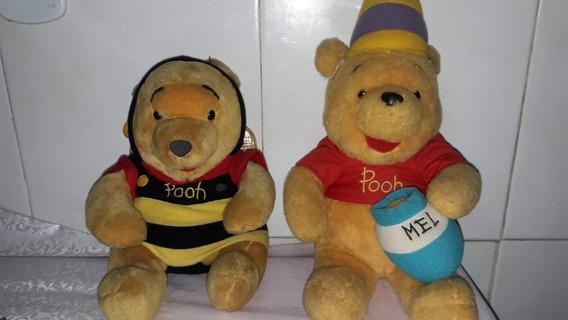 Pelúcias Pooh (lote)