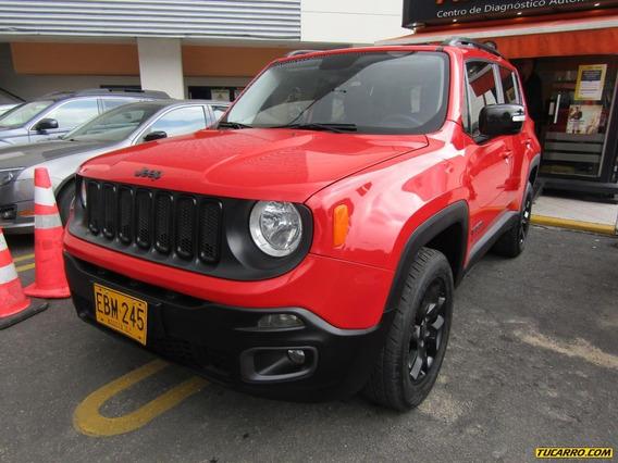 Jeep Renegade Longitude 2.4 At 4x4