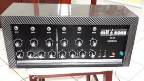 Amplificador Nao E Stereo Valvulado Milsons 150 Watts Rms