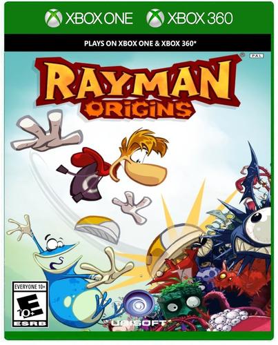 Imagen 1 de 5 de Rayman Origins - Xbox One / 360