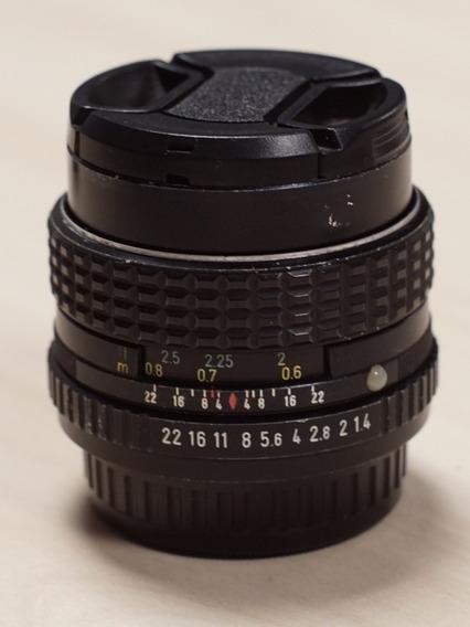 Pentax Pk 50mm - 1.4