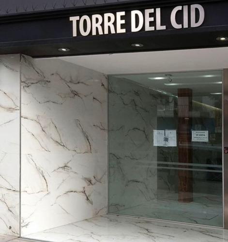 Amplio Y Luminoso Monoambiente En Caballito, Torre Del Cid
