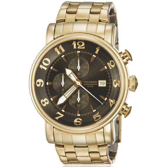 Relógio Technos Masculino Grandtech Os10cr/4d
