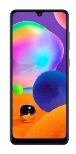 Celular Samsung Galaxy A31 128 Gb Negro Dual Sim