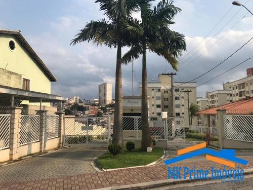 Lindo Apartamento No Jaguaribe Em Osasco! - 776