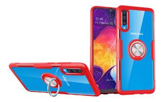 Funda Redmi Xiaomi Transparente Anillo E Imán Note 7 5 Mi9