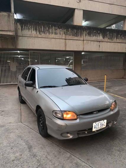 Hyundai Accent Versión 1.5