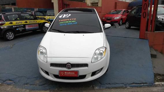 Fiat Bravo 1.8 2012 Flex Top+ Teto+ Sistem City+ Multimídia