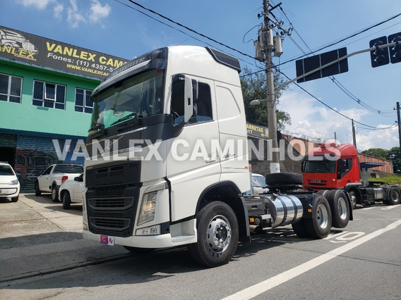 Volvo New Fh 460 Globetrotter 6x2 Fh460 Ñ R440 Scania 480