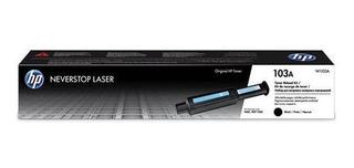 Cartucho De Toner Hp 103a Negro Original Laserjet