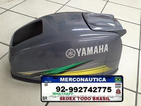 Capo Original Motor De Popa Yamaha 15 Hp Novo