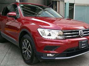 Volkswagen Tiguan 1.4 2018 Confortline At Garantía De Planta