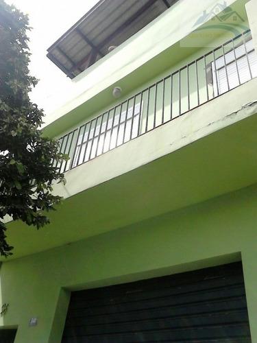 Venda Casa Padrão Guarulhos  Brasil - Ca0460