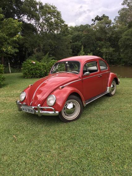 Fusca Volkswagen 1968 Reliquia