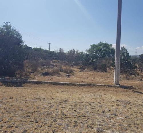 Imagen 1 de 1 de Terreno En Venta En Presa Escondida, Tepeji Del Río, Hidalgo.