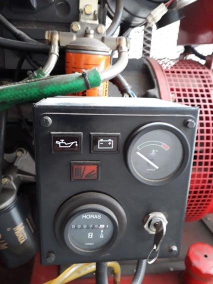 Grupo Electrógeno Trifasico Motor Diesel 4cil Agrale 35kva