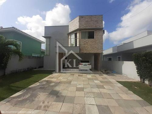 Imagem 1 de 15 de Casa Em Condomínio Para Venda Em Parnamirim, Parque Das Nações, 3 Dormitórios, 1 Suíte, 3 Banheiros, 4 Vagas - Kc 0340_2-1154508