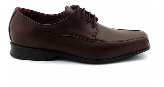 Zapato Hombre Cuero Vestir Briganti Goma Promo Hcac00740