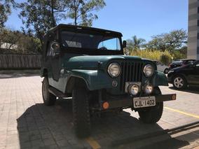 Jeep Willys Overland Cj5