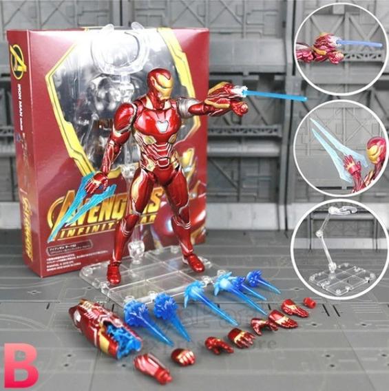 Homem De Ferro Mk50 Vingadores Guerra Infinita/ultimato