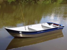 Barco De Alumínio Aruak 400 Super
