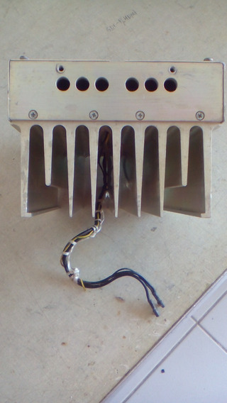 Amplificador De De Rf Marca Linear 120w Uhf Canal 19