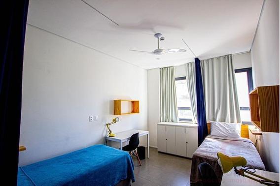 Kitnet Para Locação Em São Paulo, Campos Eliseos, 1 Dormitório - Stfe0264_2-911579