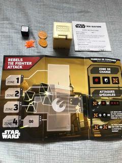 Star Wars Box Busters Endor Attack Como Nuevo!!!