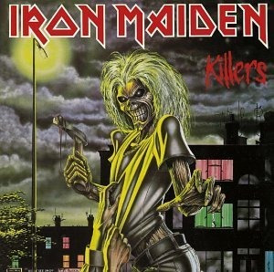 Iron Maiden - Killers. (lacrado)