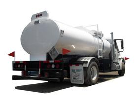 Autotanques. Tanques Para Combustible Refinados Diesel