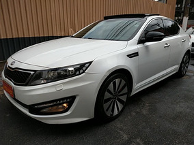 Kia Optima 2.4 Aut 2013