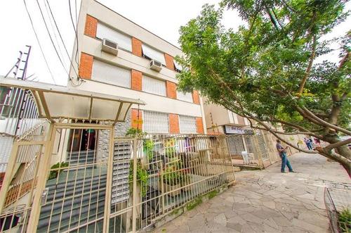 Apartamento 2 Dormitórios Com Dependência E Vaga De Garagem No Menino Deus - 28-im501055