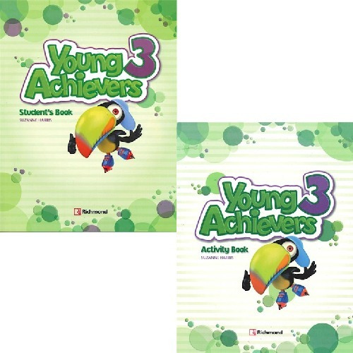 Young Achievers 3 - Student´s + Activity Book - Richmond