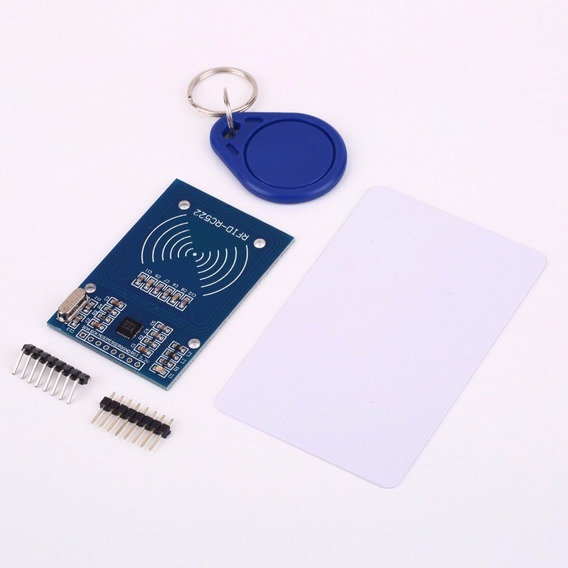 Rfid Rc522 Reader Card Module Spi Interface Arduino