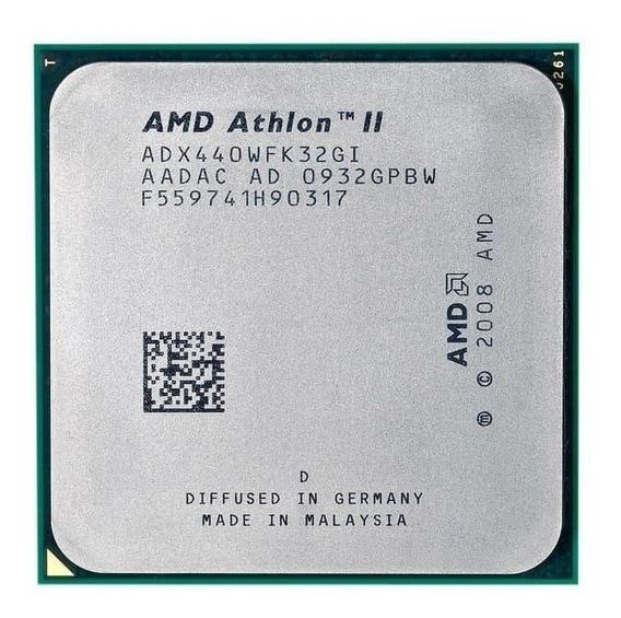 Processador Amd Athlon Il X3 440 3.0ghz Triplo-core Am2+am3