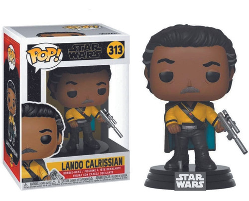 Figura Funko Pop Lando Calrissian Star Wars