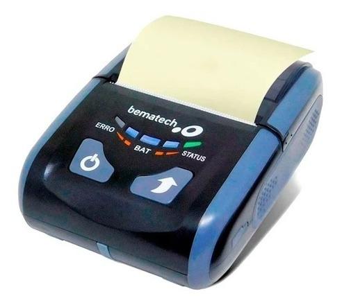 Impressora De Cupom Portátil Bematech Pp 10 Blue Tooth