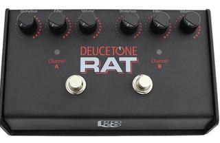 Pedal Rat Deucetone Rat Distortion Envio Gratis