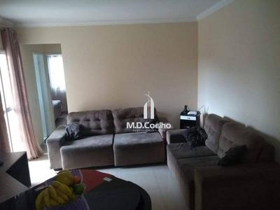 Apartamento Com 2 Dormitórios À Venda, 45 M² Por R$ 250.000 - Vila São Carlos - Itaquaquecetuba/sp - Ap0391