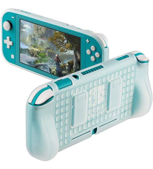Case Capa Silicone Proteção Nintendo Switch Lite Grip Case