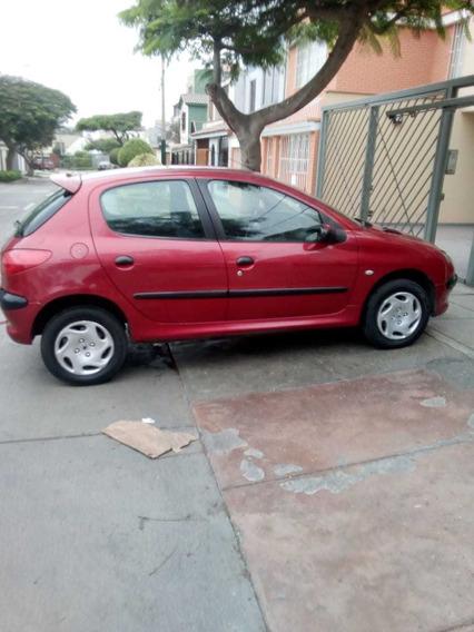 Peugeot 206 1.4cc 2003