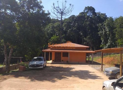 Imagem 1 de 7 de Chácara À Venda, Itaquaciara, Itapecerica Da Serra/sp - 4327