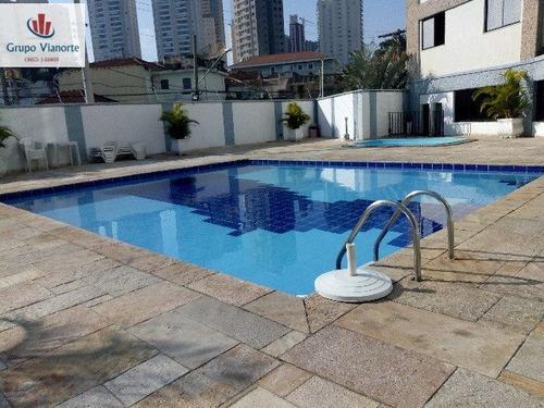 Apartamento A Venda No Bairro Santa Teresinha Em São Paulo - L4961-1