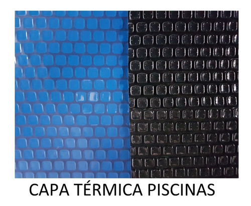 Lona Para Piscina 4 X 2,5 - 300 Micras 4x2,5 Térmica Bolha