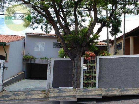 Casa Residencial À Venda, Vila Genoveva, Valinhos - Ca0561. - Ca0561