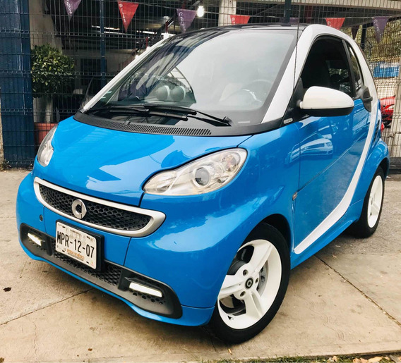 Smart Fortwo Le Ice Shine 2013