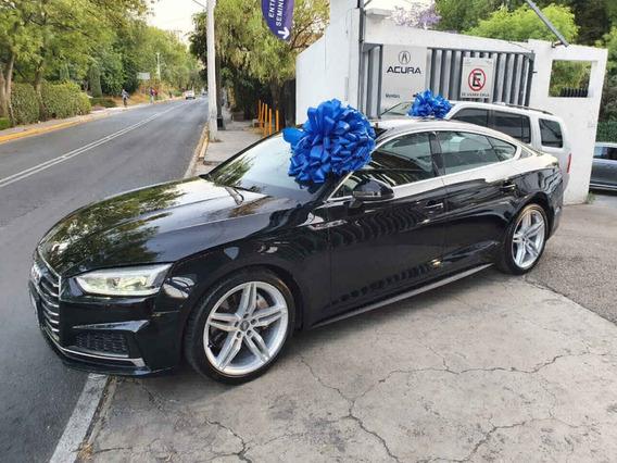 Audi A5 2018 5p S Line L4/2.0/252/t Aut Quattro